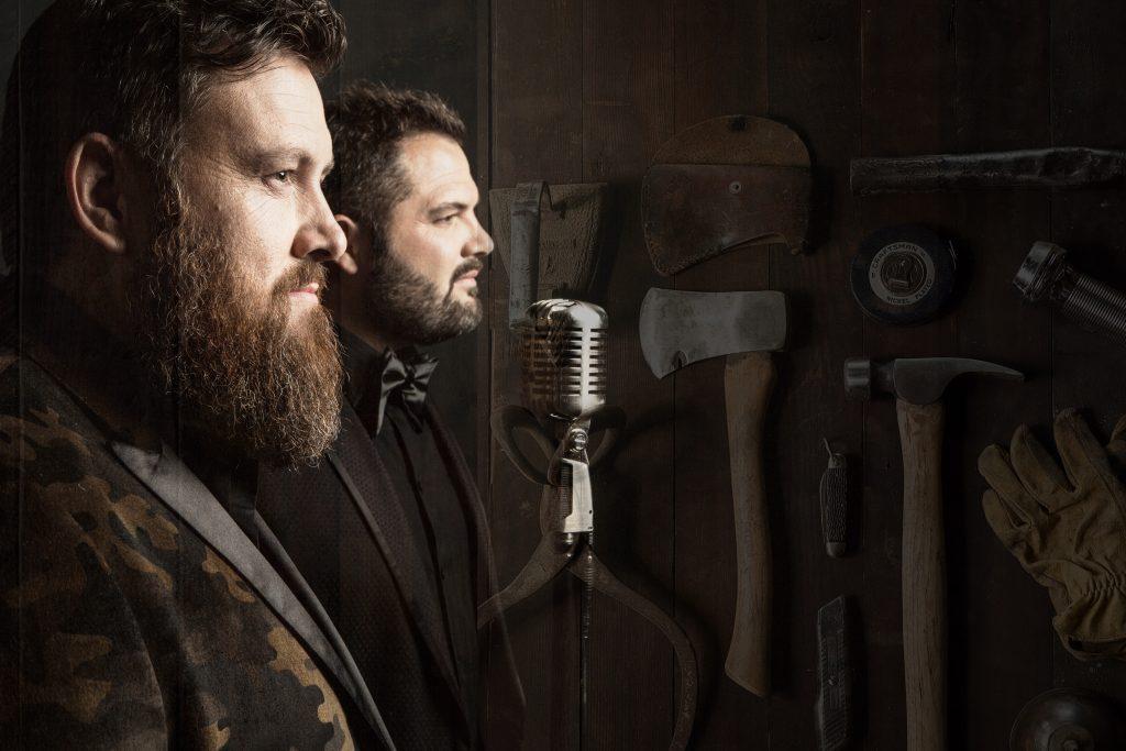 Aaron Gray & Josh Arnett (The Singing Contractors) interview on Jesus Calling podcast episode #171