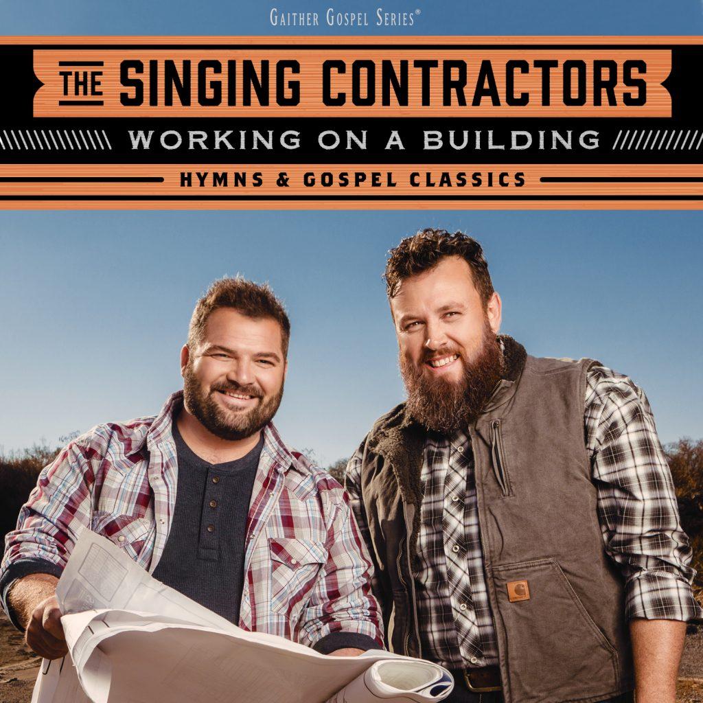 The Singing Contractors (Josh Arnett & Aaron Gray) as featured on Jesus Calling Podcast episode #171