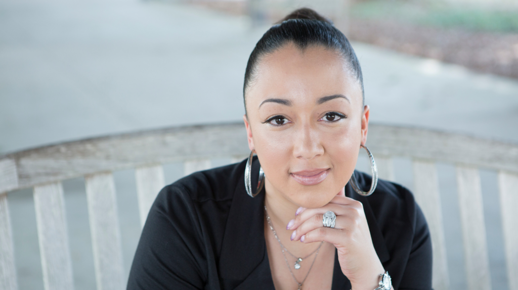 featured guest, Cyntoia Brown-Long on Jesus Calling podcast #169