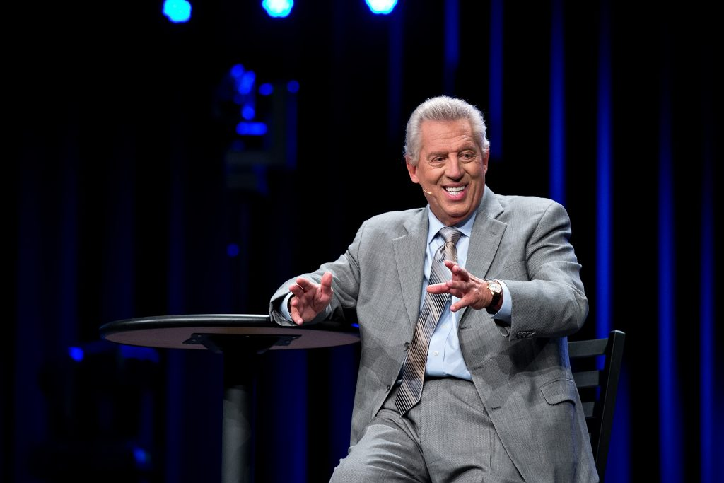 Jesus Calling podcast episode #175 with business coach and author John Maxwell