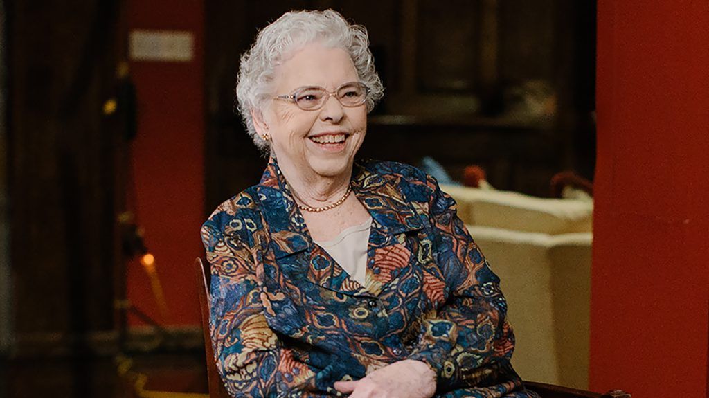 Jesus Calling podcast #174 - featuring Joanne Rogers (wife of Fred Rogers: Mister Rogers Neighborhood)