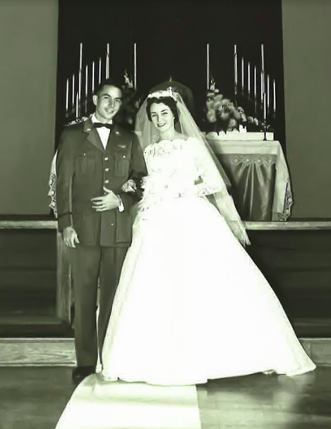 Wedding Day of Air Force pilot and future Vietnam POW Col. Smitty Harris (Jesus Calling podcast #172)