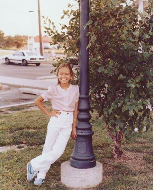 Kristen Chenoweth (as a child) featured on Jesus Calling podcast episode #174