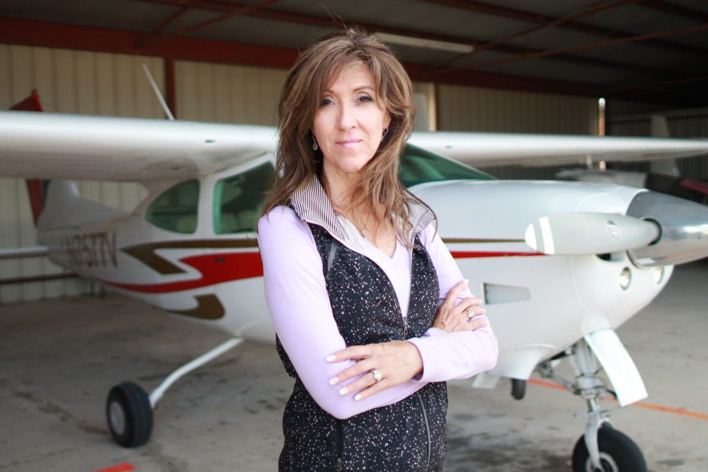 Tammie Jo Shults as featured on the Jesus Calling podcast #172
