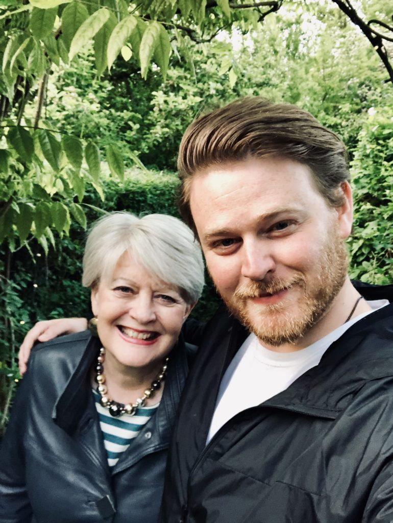 Jesus Calling podcast episode #173 featuring author Sally Clarkson and her son, Nathan Clarkson