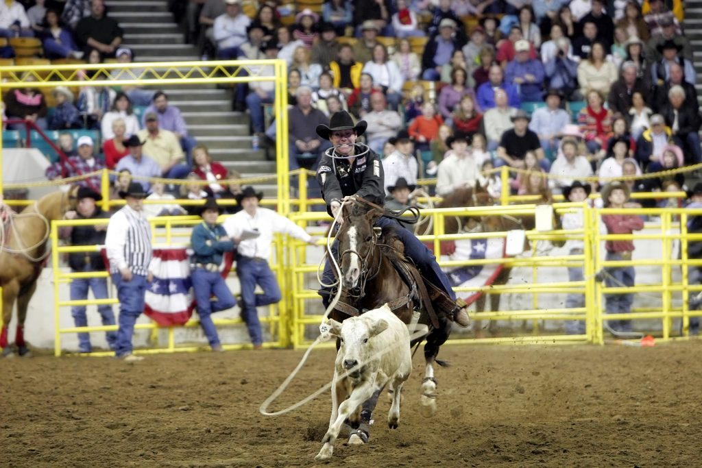 24-time PRCA rodeo champion Trevor Brazile as featured on The Jesus Calling podcast #176