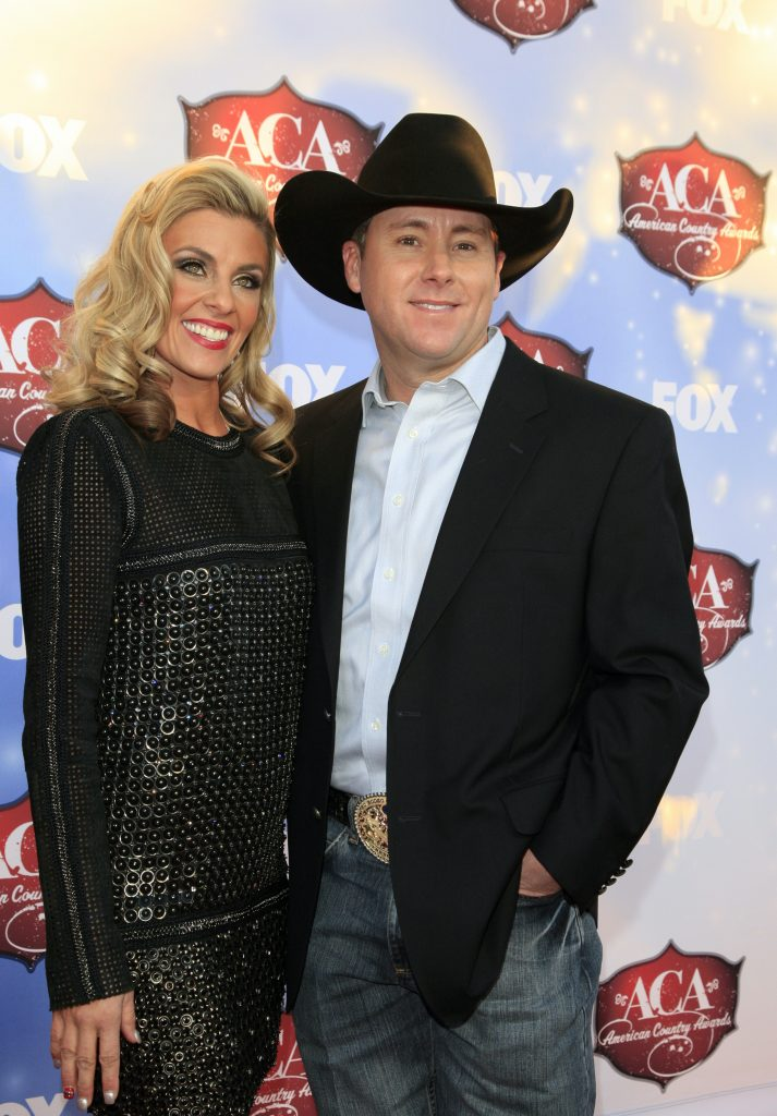 Trevor Brazile as featured on the Jesus Calling podcast #176 (with his wife Trevor Shada Brazile)