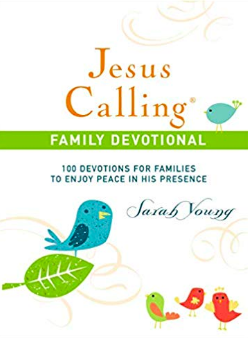 Jesus Calling podcast #184 featuring the Jesus Calling Family Devotional