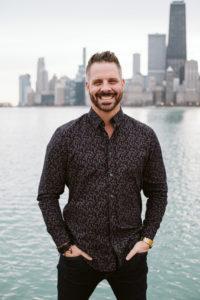 Jarrett Stevens, guest blogger for the Jesus Calling blog