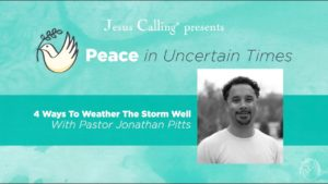 4 Ways To Weather The Storm Well with Pastor Jonathan Pitts