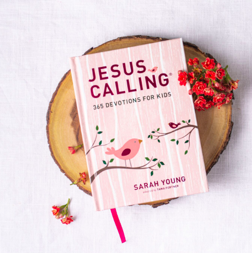 Jesus Calling 365 Devotions for Kids (as featured on Jesus Calling podcast #195)