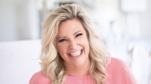 Dawn Barton who is a guest on the 201 episode of the jesus Calling podcast