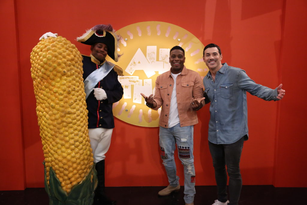 Jesus Calling podcast #205 & Kel Mitchell, now producer with Kenan Thompson for ALL THAT