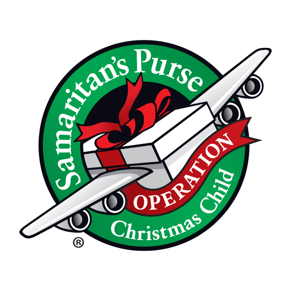 Jesus Calling podcast #222 featuring Samaritan's Purse - Operation Christmas Child