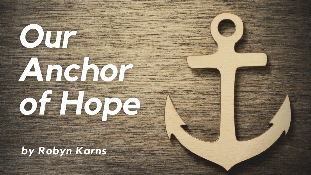 Our Anchor of Hope blog cover