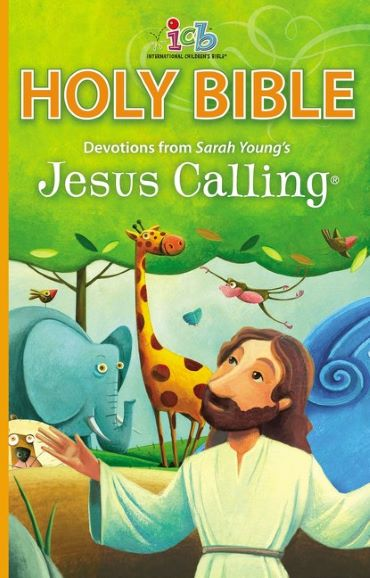 ICB Jesus Calling Childrens Bible resized