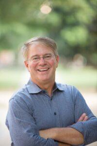 Pastor Alan Wright Jesus Calling blog writer