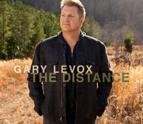 Gary LeVox exclusive singe debut of The Distance cover