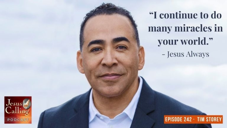 Jesus Calling Podcast #242 with Tim Storey & Gordon Mote (thumbnail)