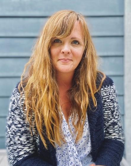 Kathleen Dawson Clancy writer of Jesus Calling Blog Capital M Miracles
